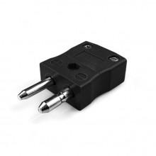 Tipo de termopar estándar conector enchufe como-J-F J ANSI