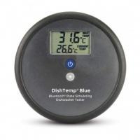 DishTemp Termómetro de lavavajillas azul