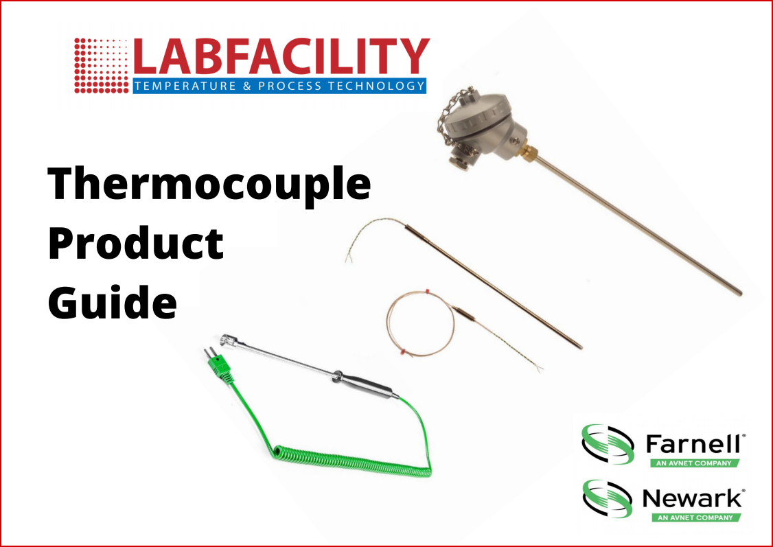 Thermocouple Product guide